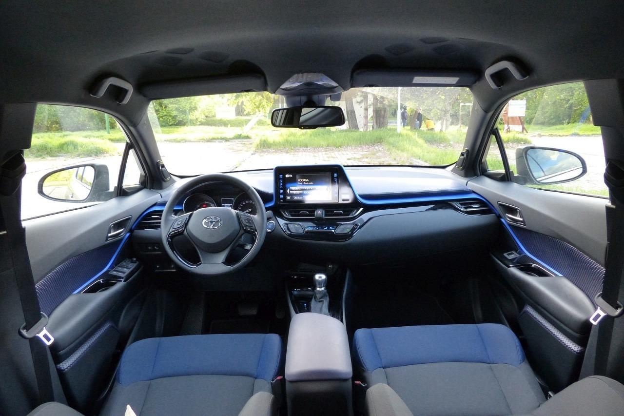 Honda CH-R 1,8i Hybrid