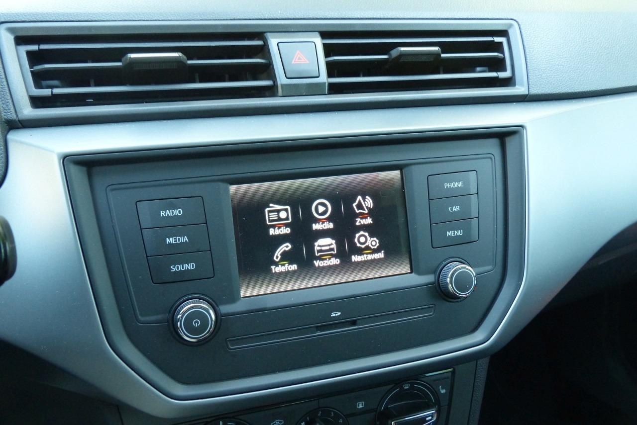 SEAT Ibiza 1,0 TSI