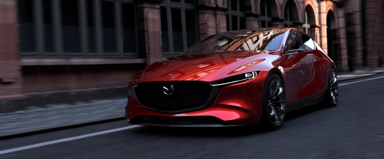 Mazda 3 Concept Tokyo