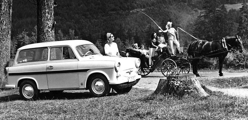 Trabant 600 Universal (1962)