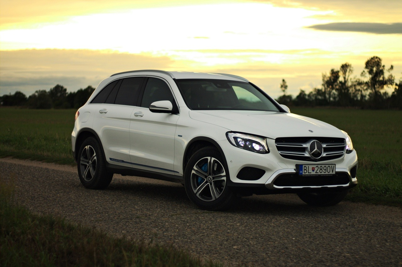 Mercedes GLC Plug-in hybrid