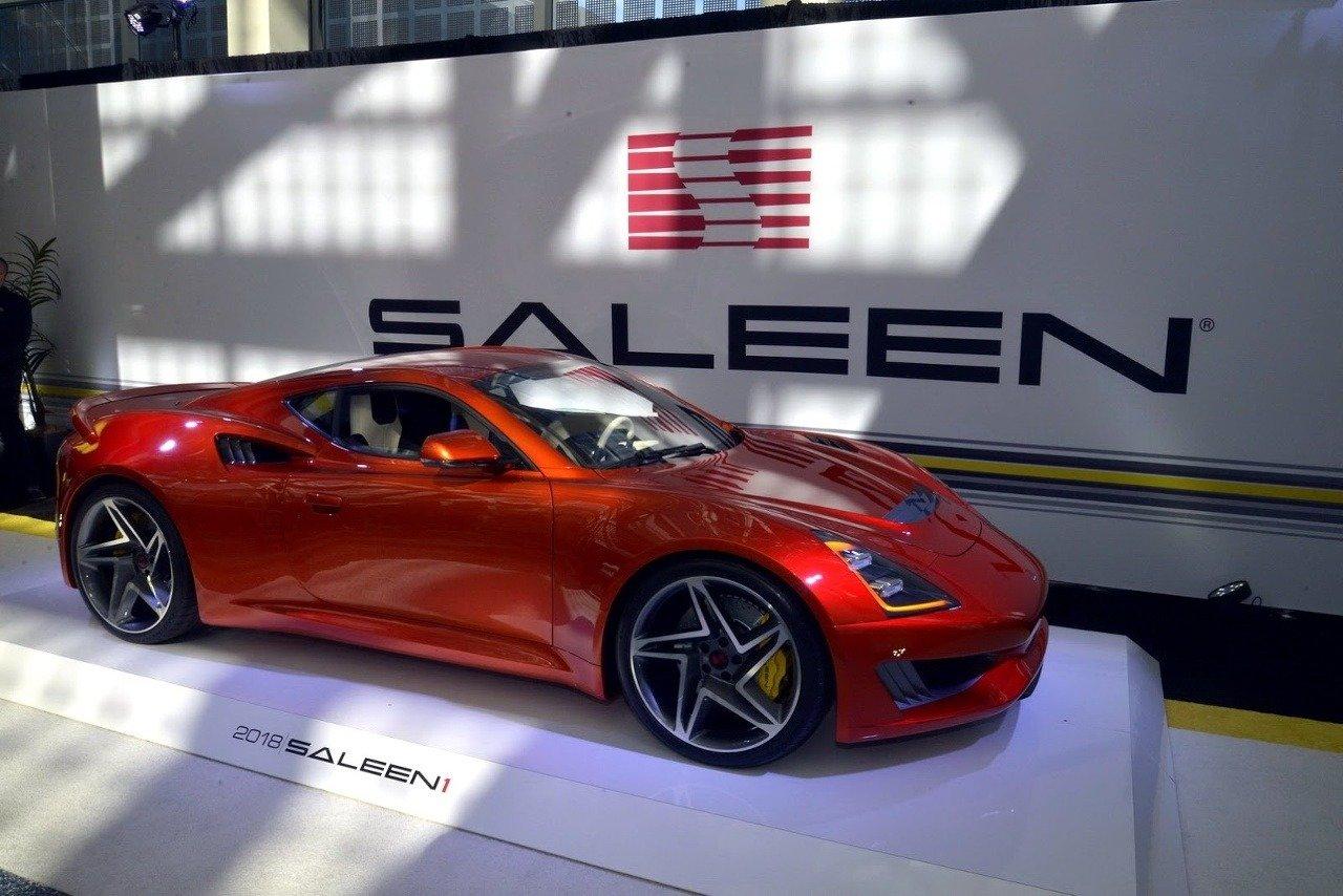 Saleen S1 2018