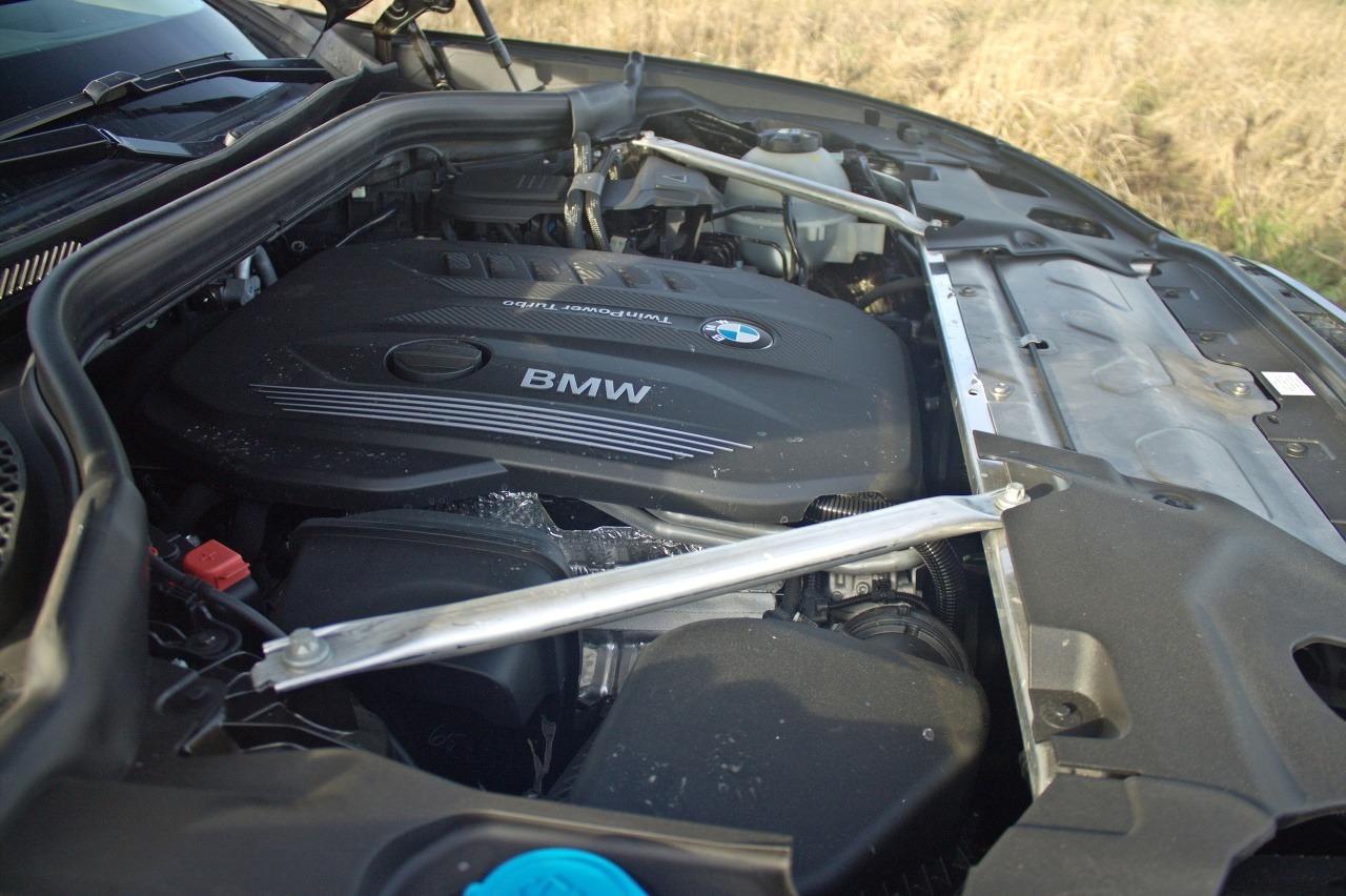BMW X3 Jazda BA