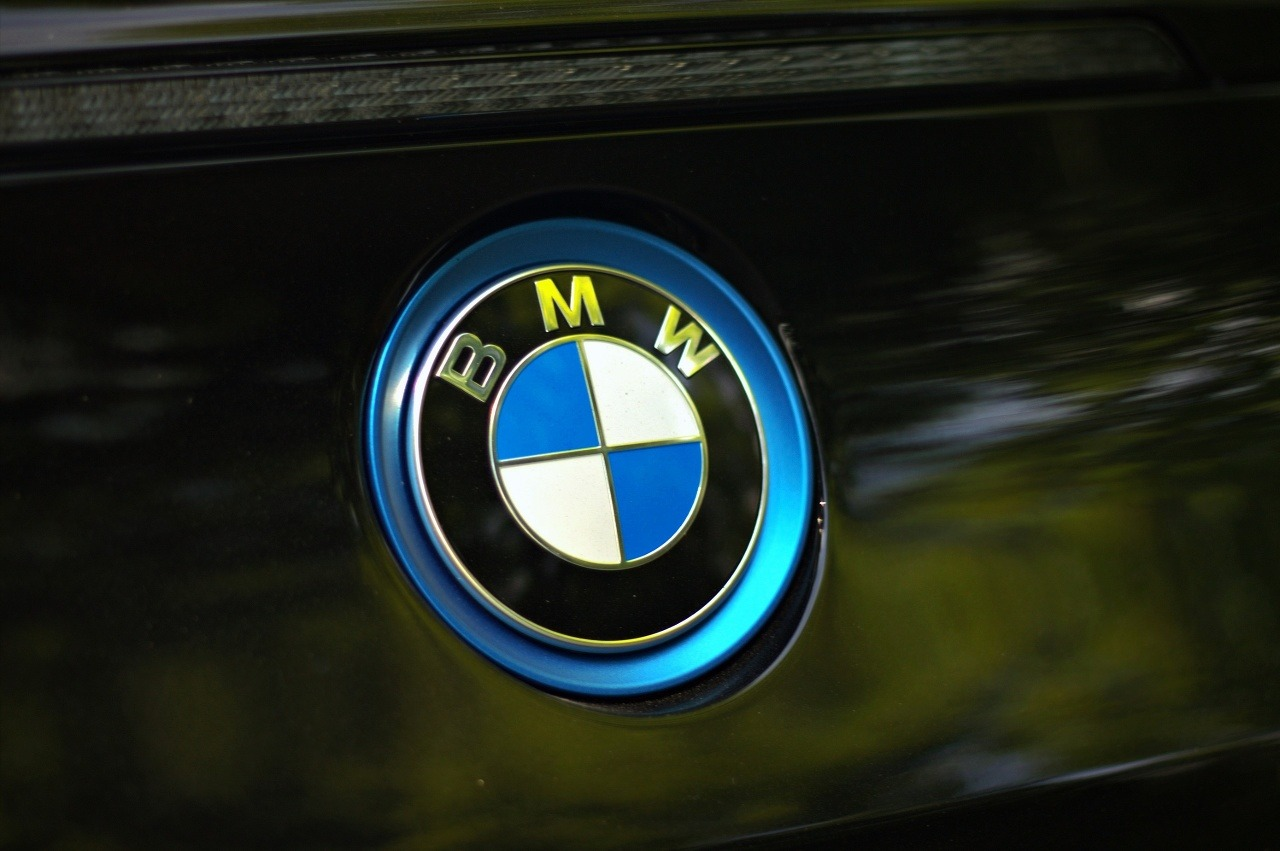 BMW i8 2017