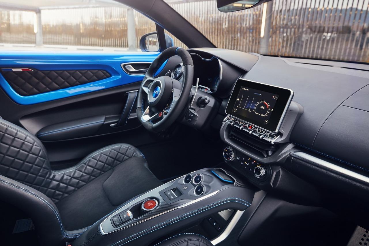 Alpine A110 Premiére Edition