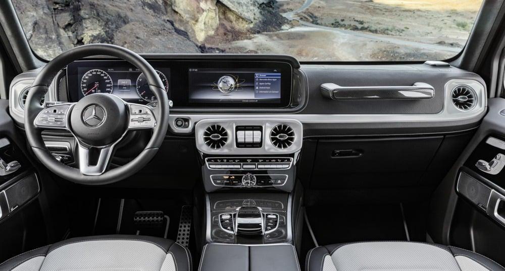 Mercedes G 2018