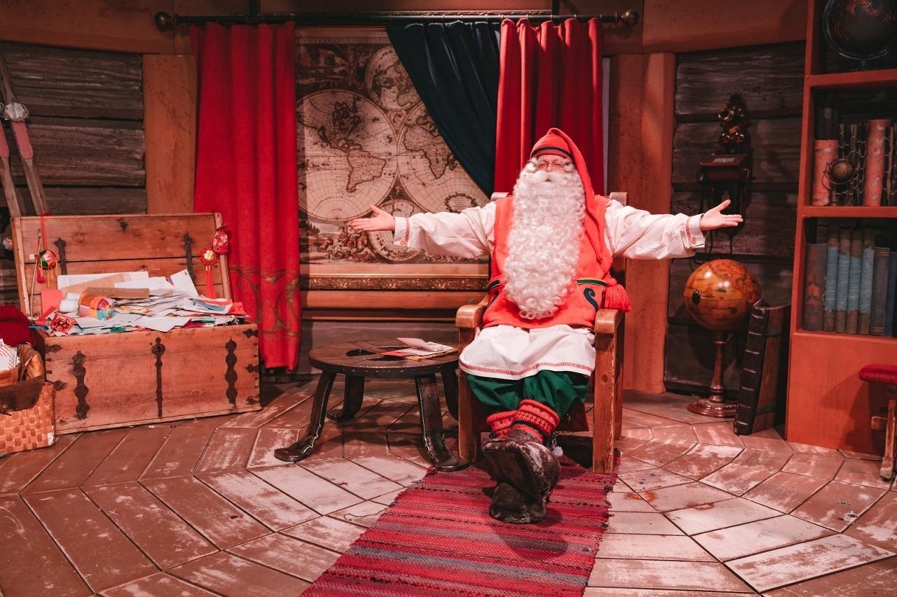 Škoda a Santa Claus