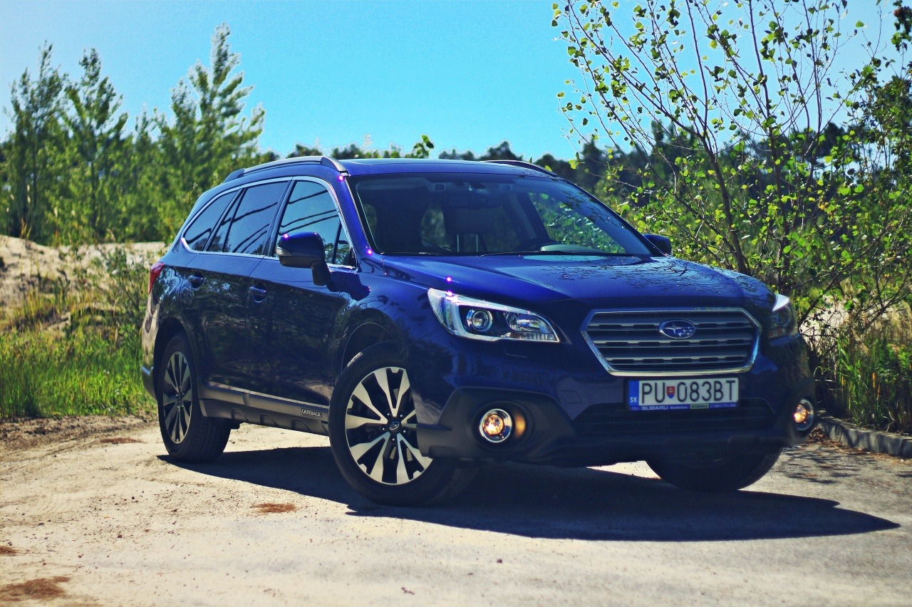 Subaru Outback 2,5i-S CVT