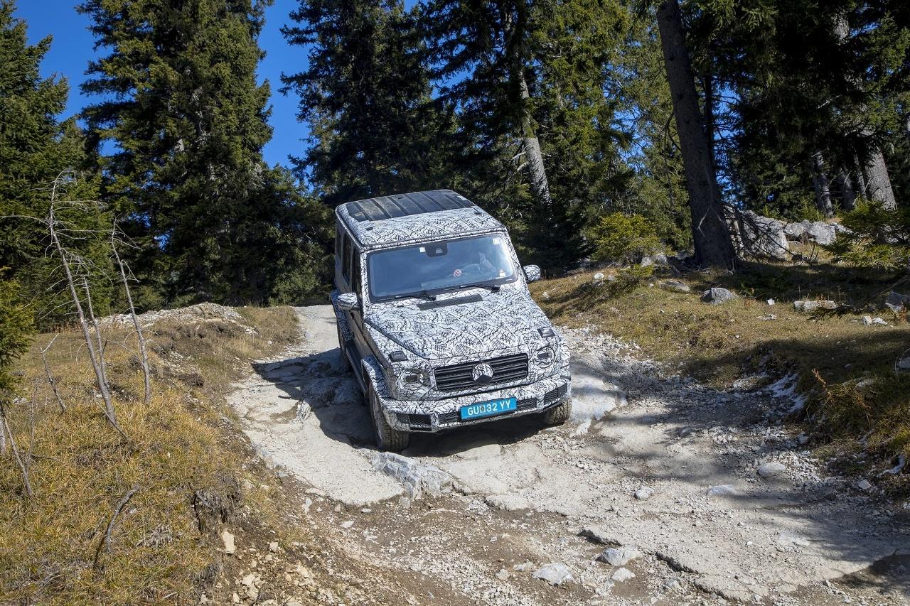 Mercedes Benz trieda G