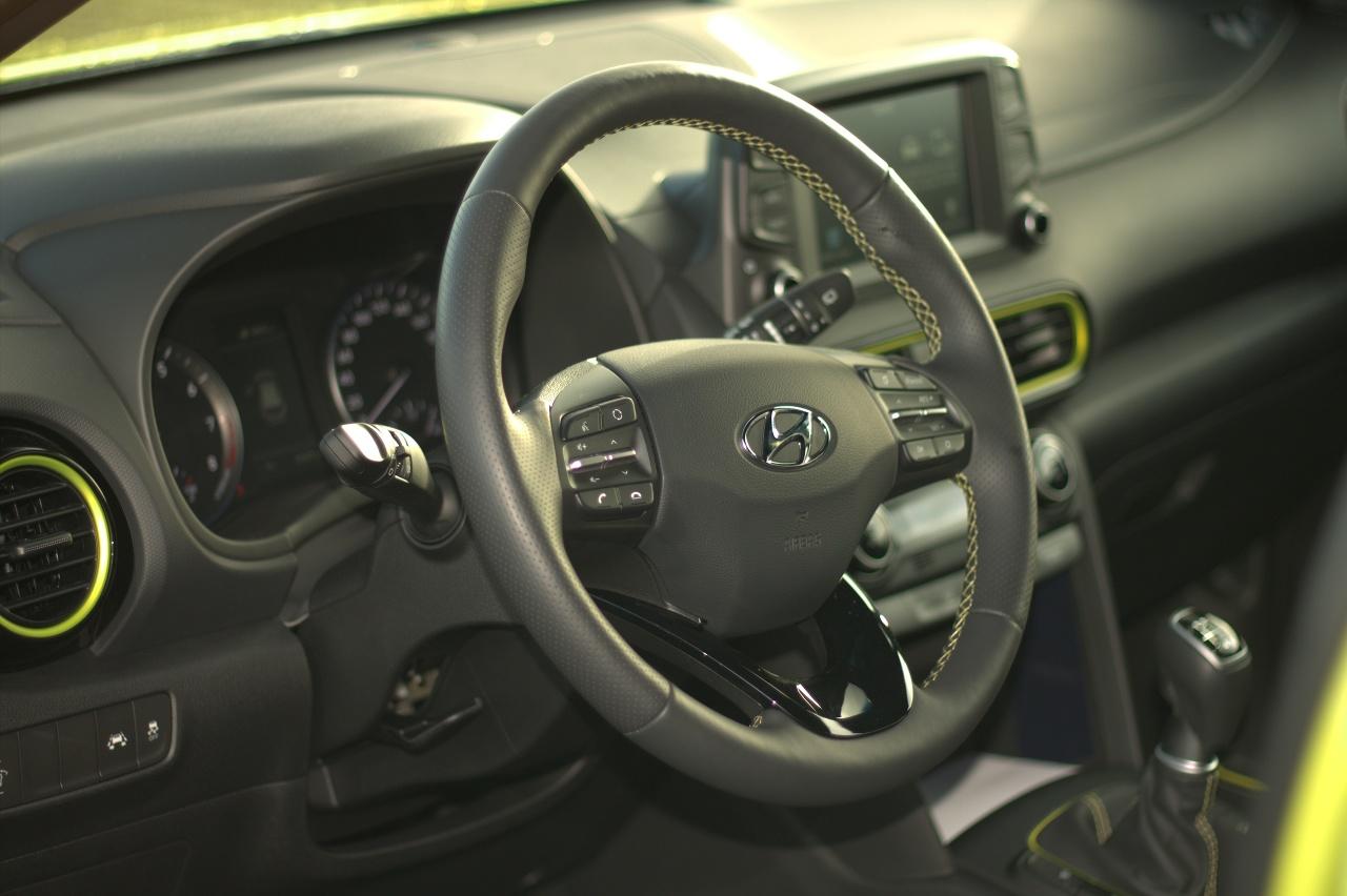 Hyundai Kona 1,0 T-GDi