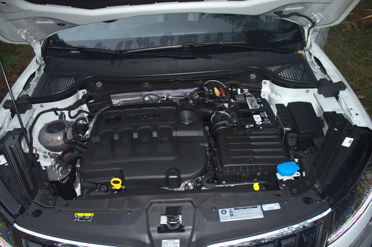 Škoda Karoq 2,0 TDI