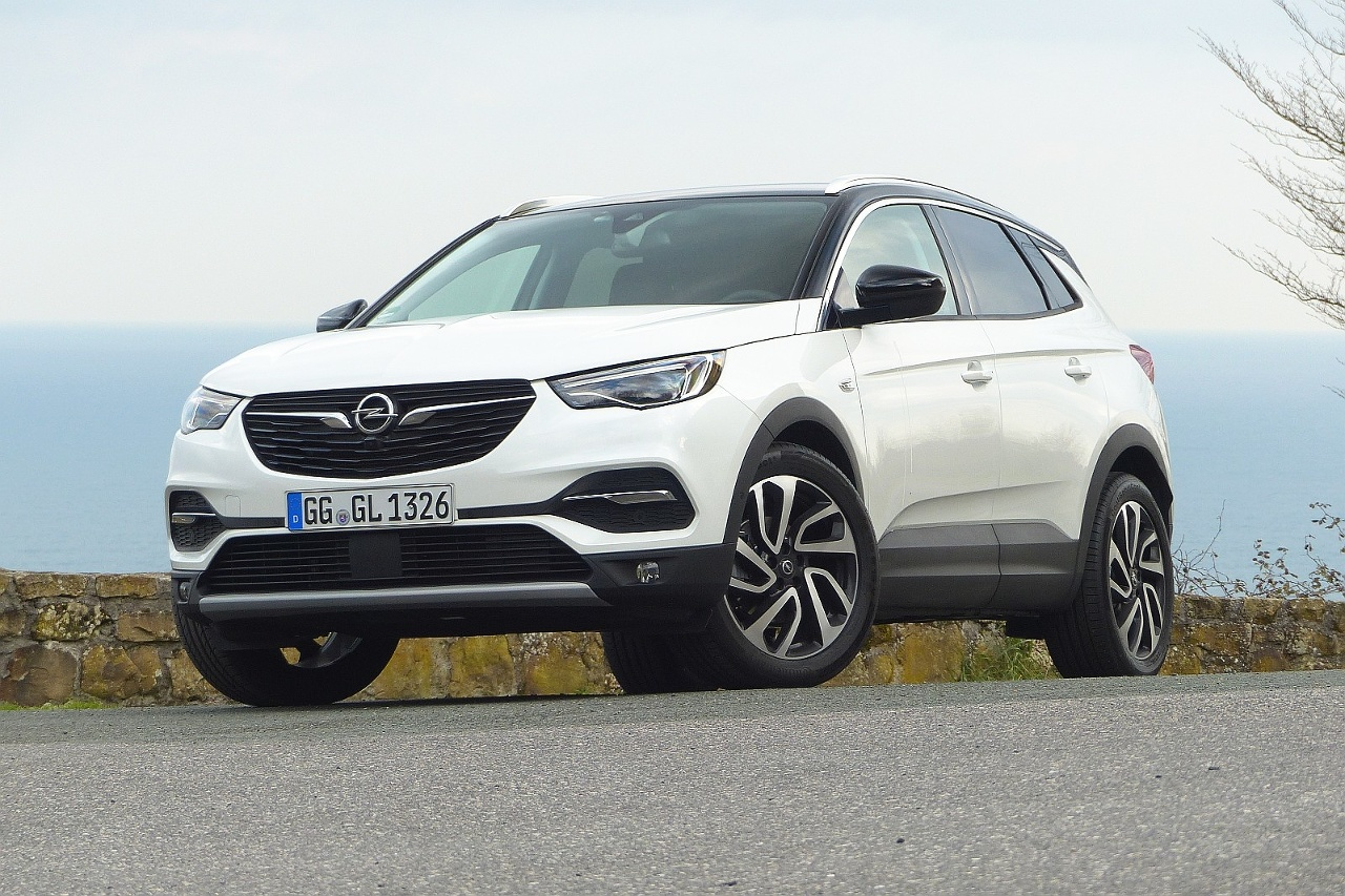 Opel Grandland X Ultimate