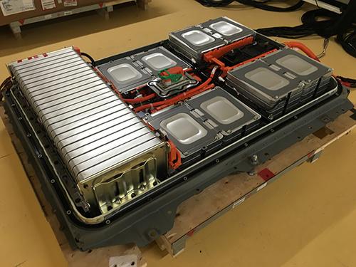 Batérie na repas