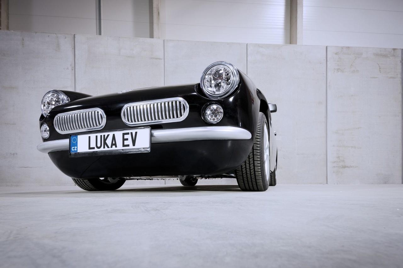 Luka EV MV Motors