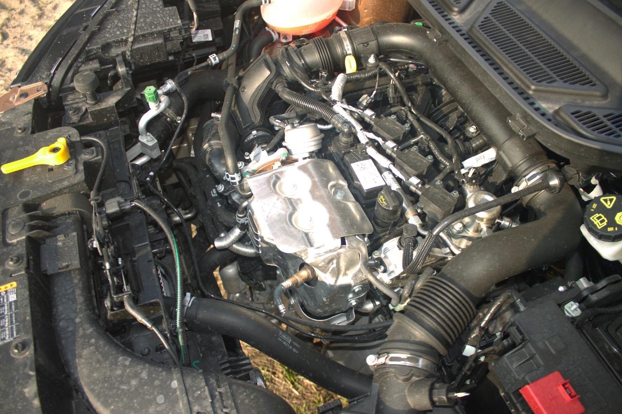 Ford EcoSport 1,0 EcoBoost