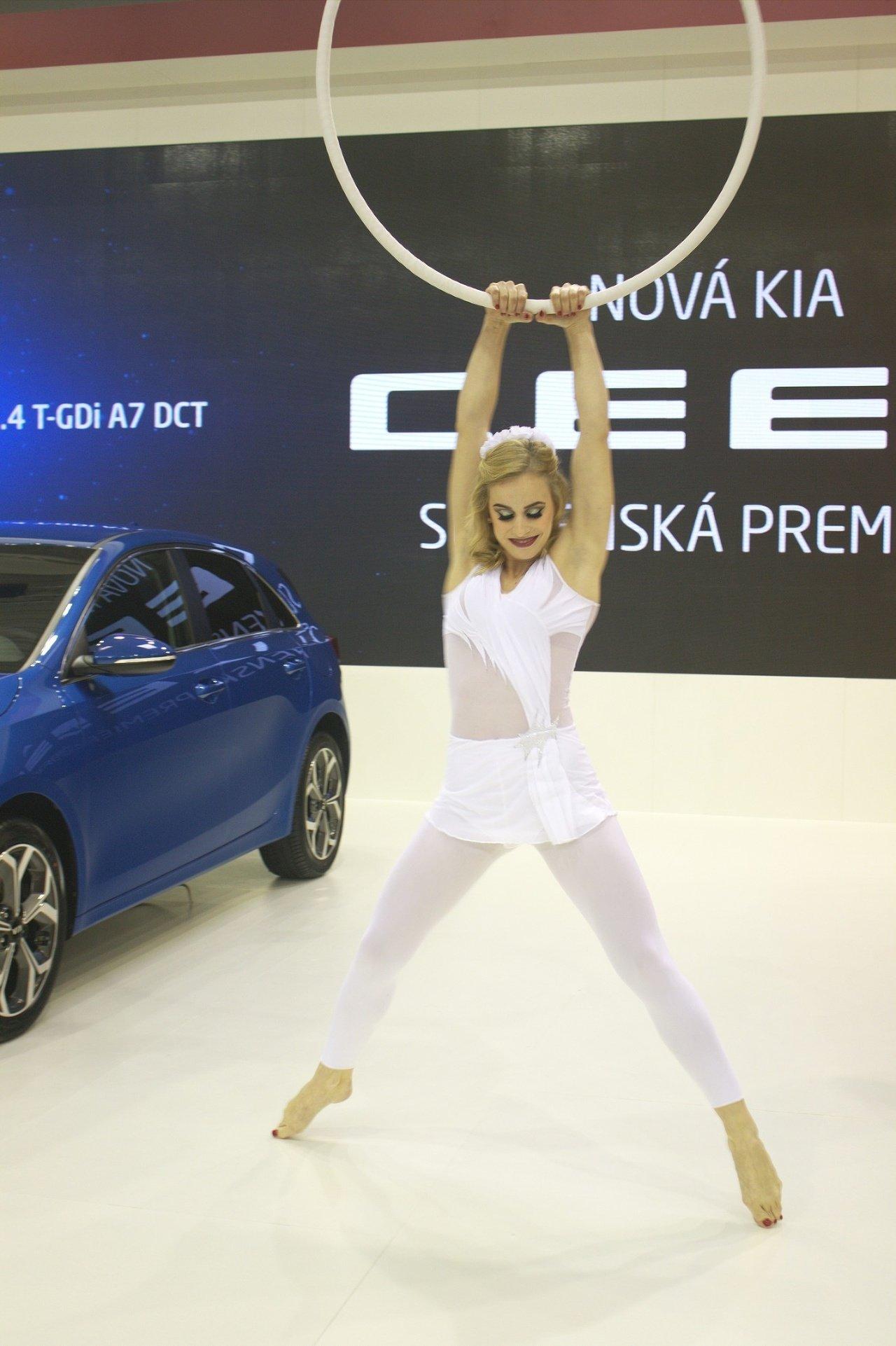 Autosalón v Bratislave 2018