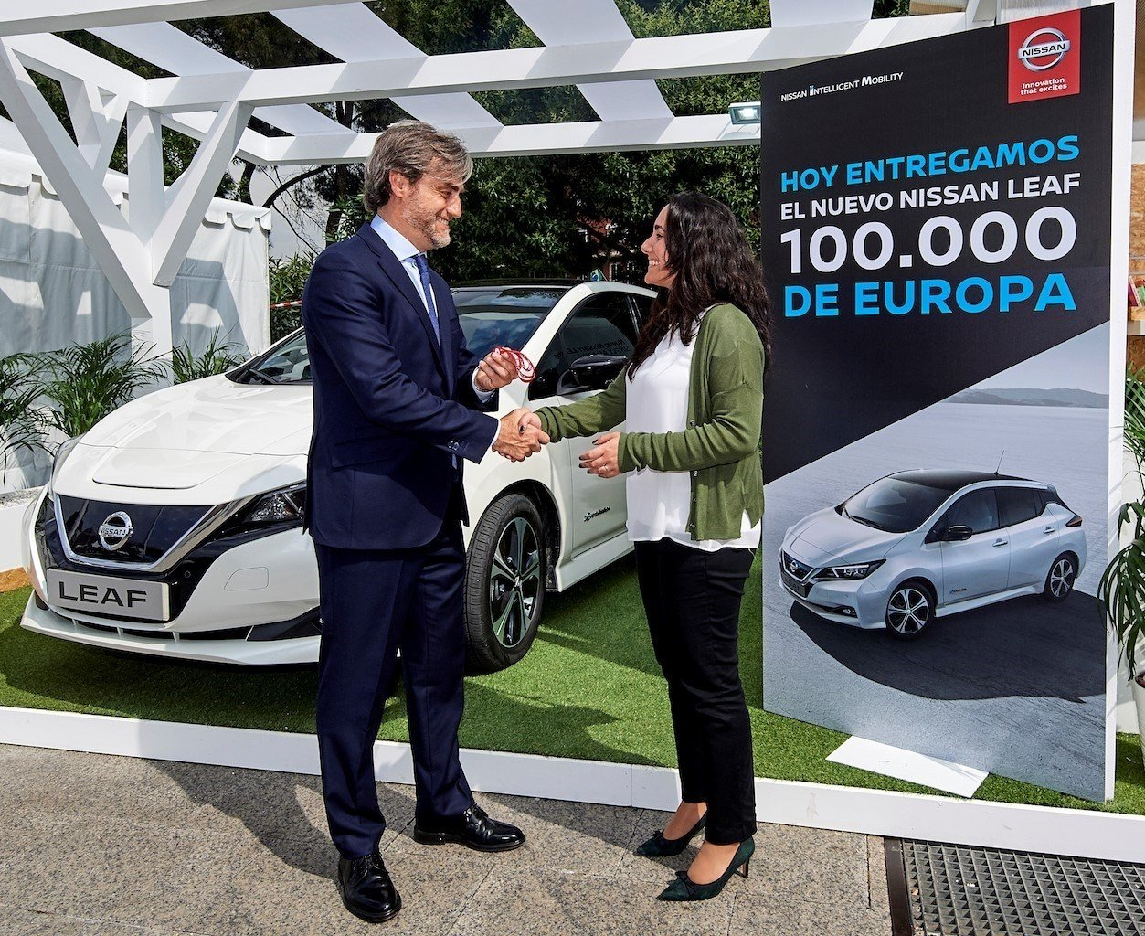 Nissan predal 100 000