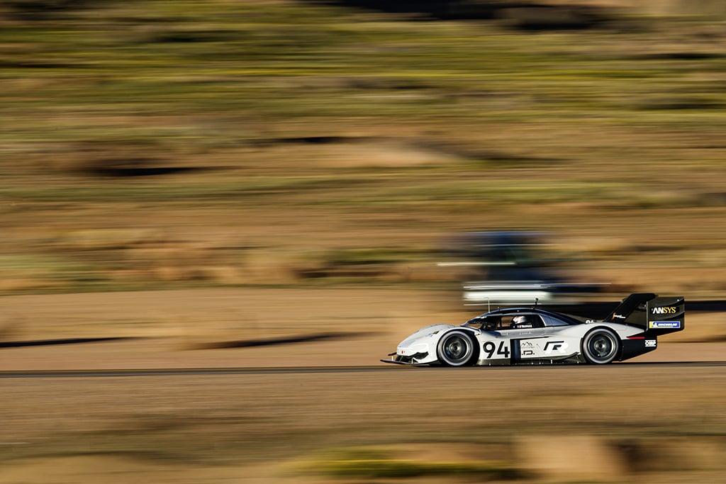 VW ID.R Pikes Peak