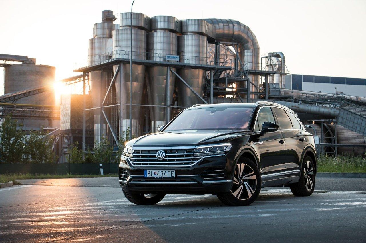Volkswagen Touareg Ilustračné foto