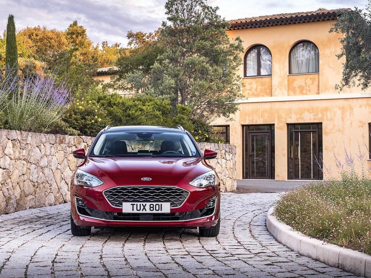 Ford Focus Vignale