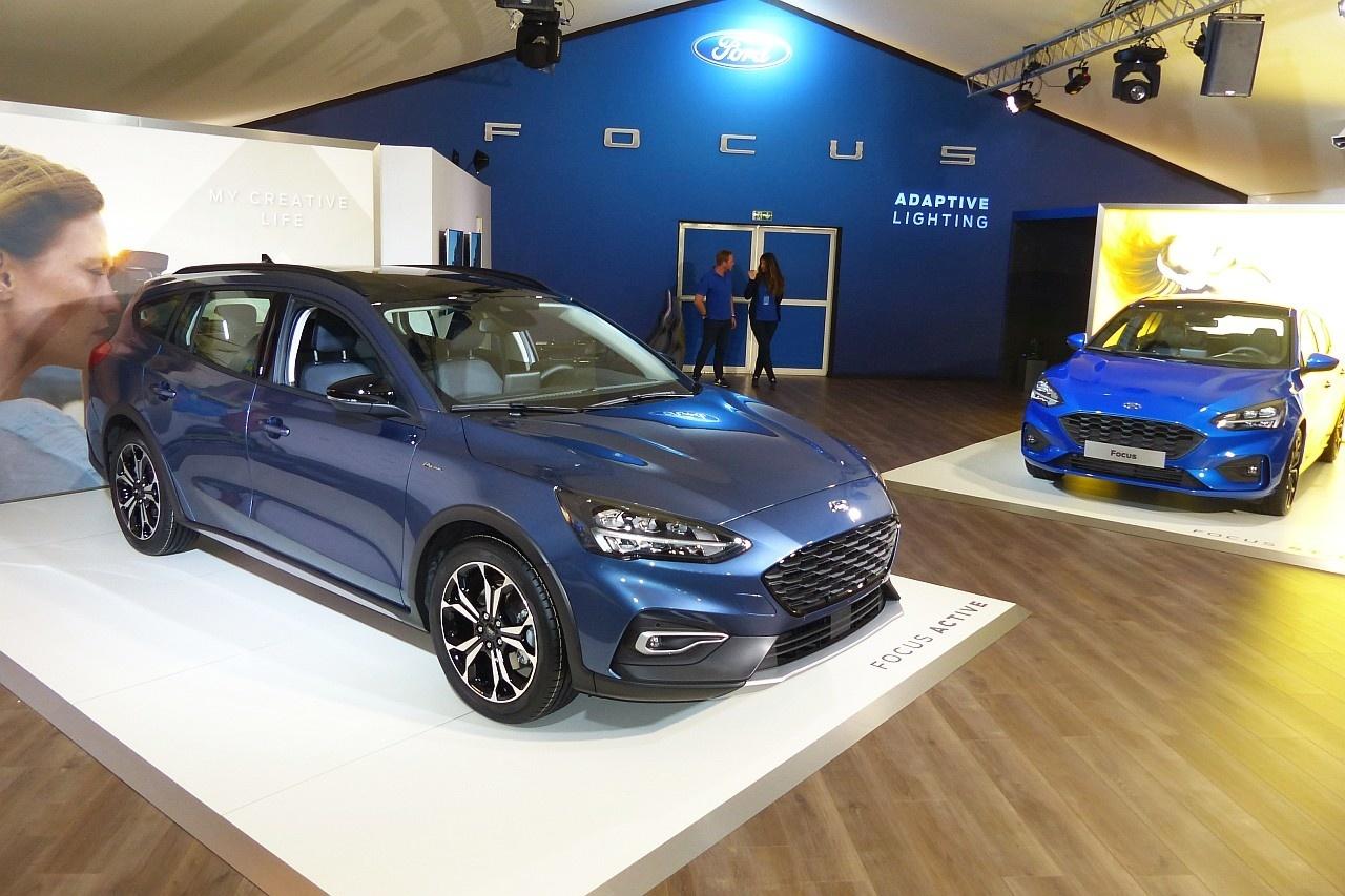Ford Focus, prezentácia Nice