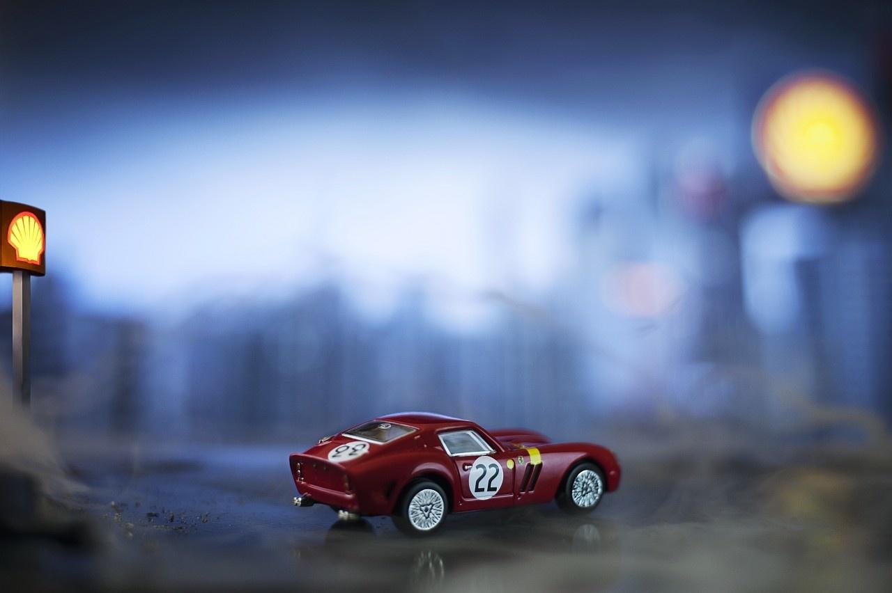 Ferrari ako živé