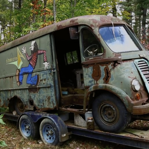 International Harvester Metro Van