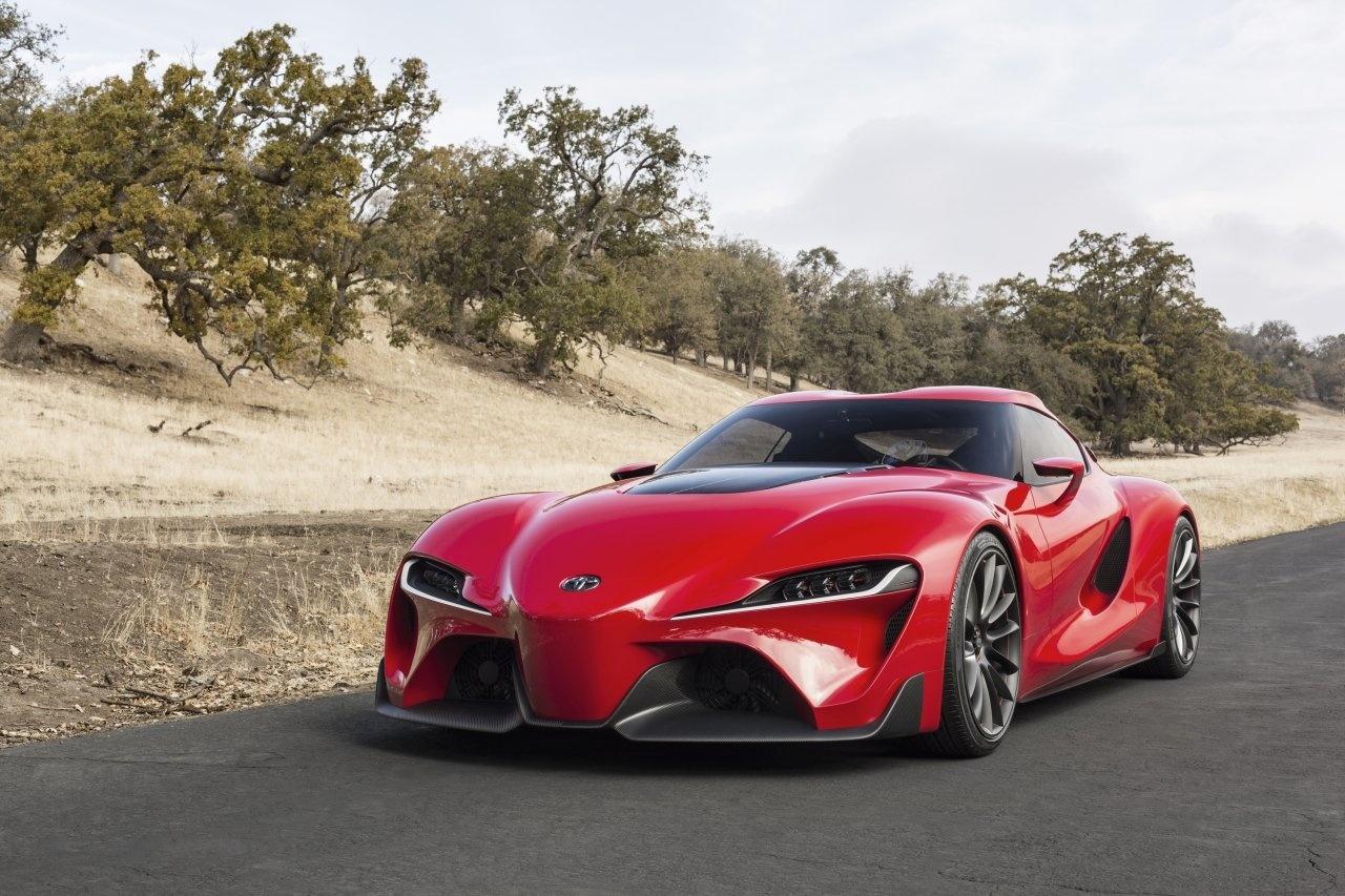 Toyota FT 1