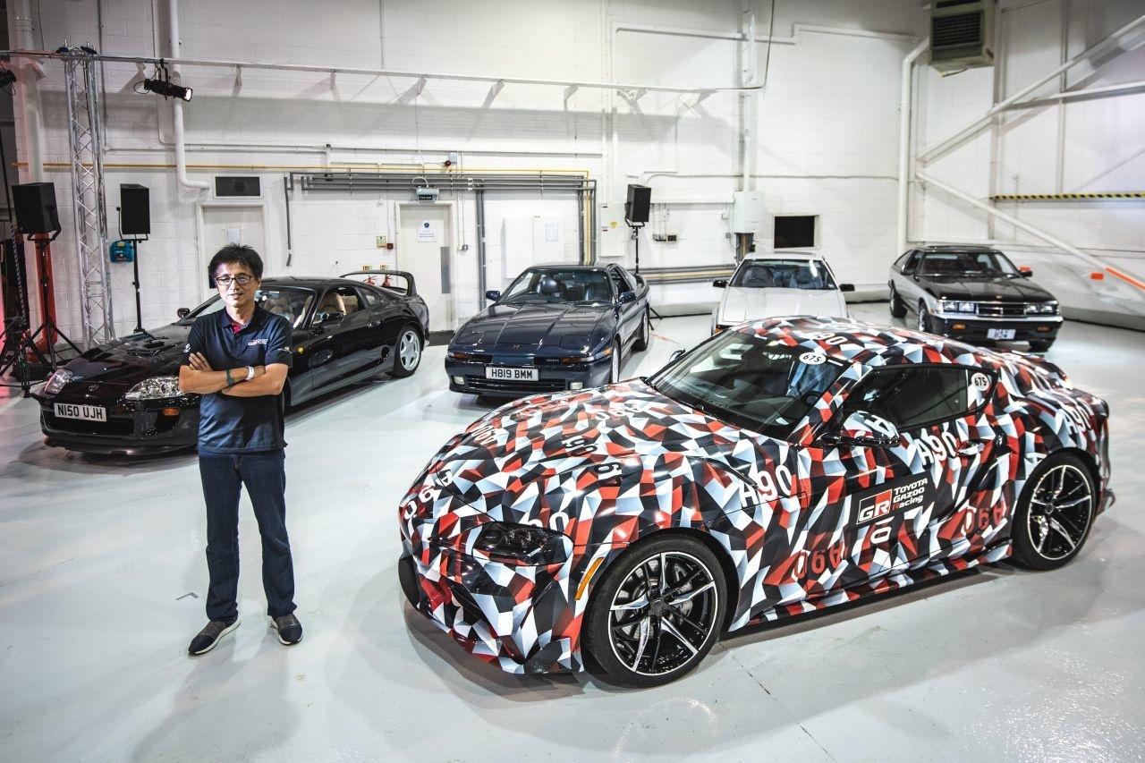 nasledujúca fotka predošlá fotka zväčšiť fotografiu Toyota Supra A90 66277de6834