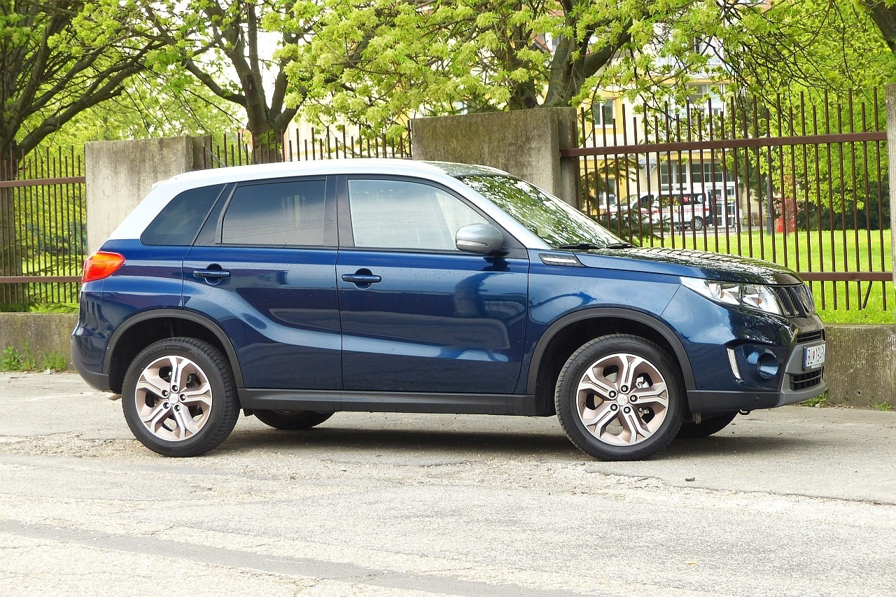 Suzuki Vitara Copper Edition