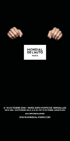 Mondial de l´Auto Paris