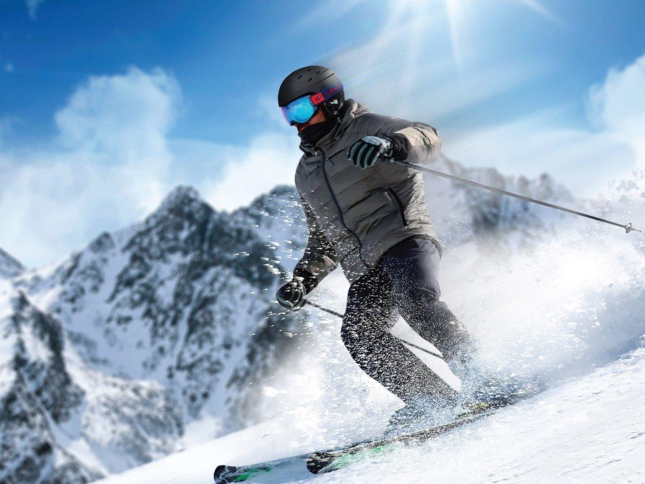 Kvalitná výbava na lyžovačku