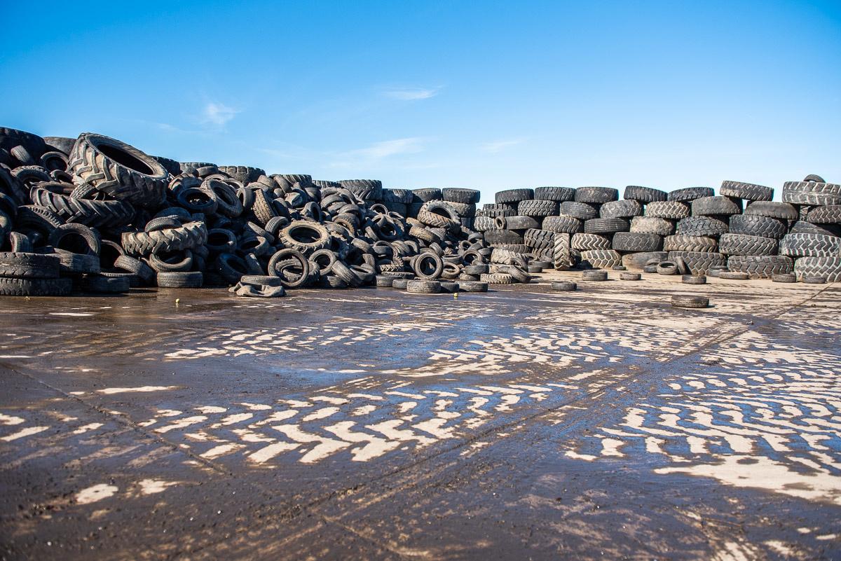 Eltma spracovanie pneumatík