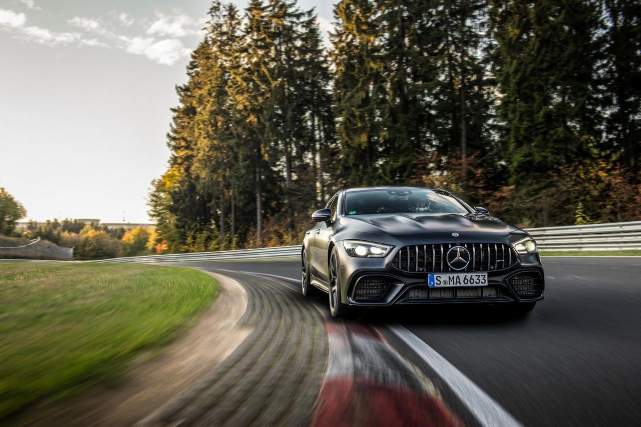 Mercedes-AMG GT 63 S