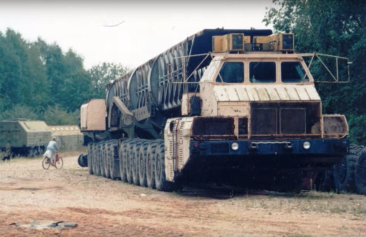 MAZ 7907