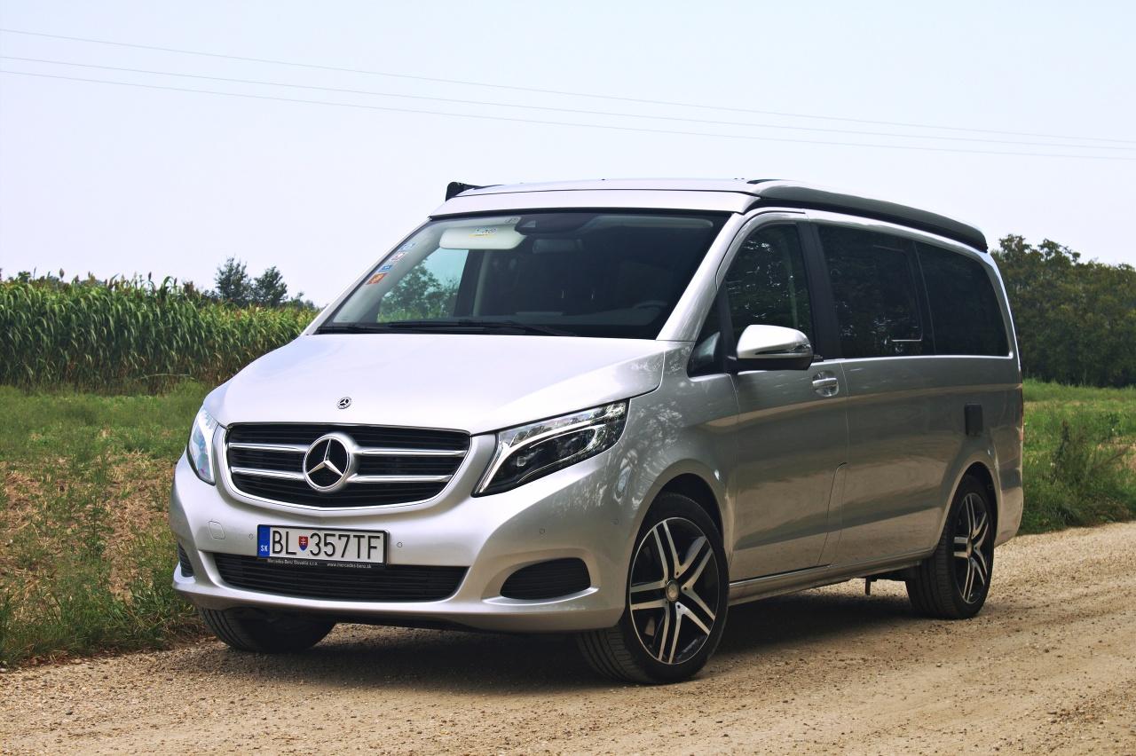 Mercedes V Marco Polo