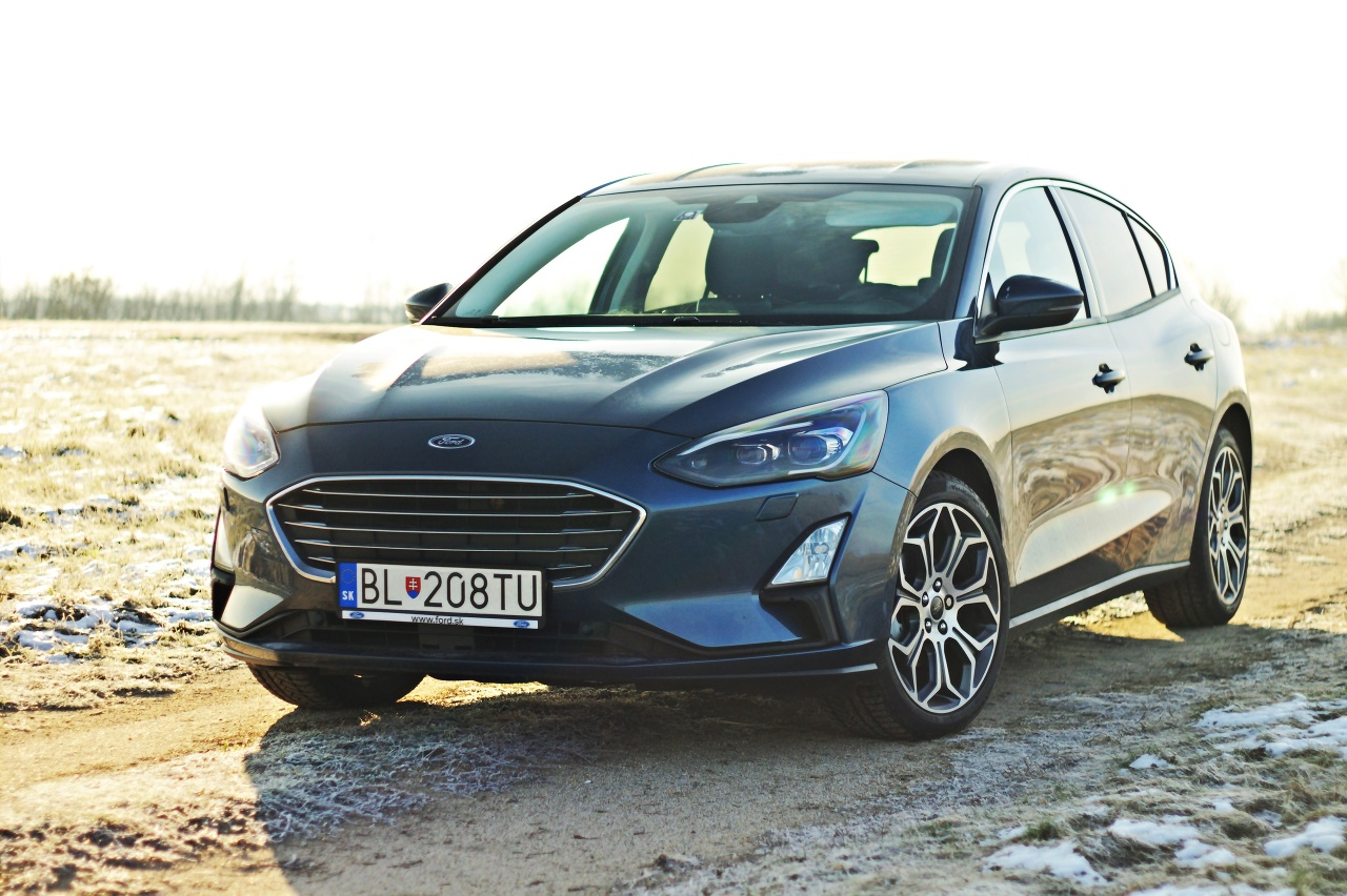 Ford Focus 1,0 EcoBoost