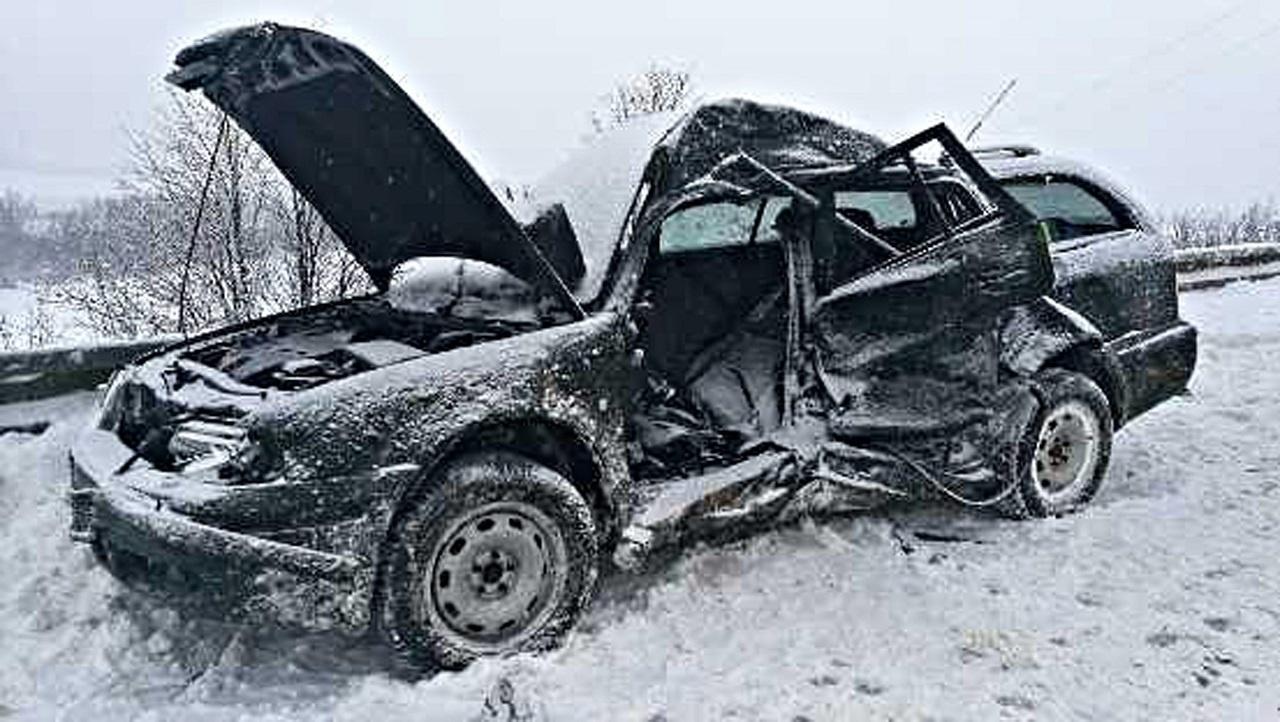 Nehoda Ladce