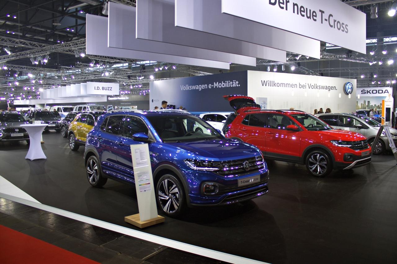 Autosalón Viedeň 2019