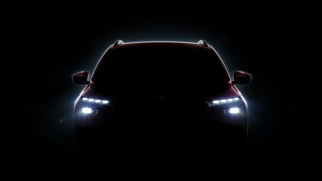 Škoda Crossover NEW