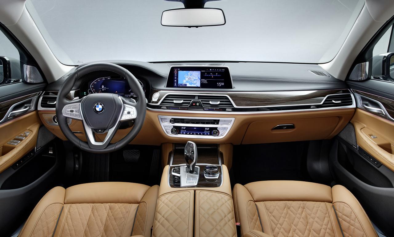 BMW 7 2019