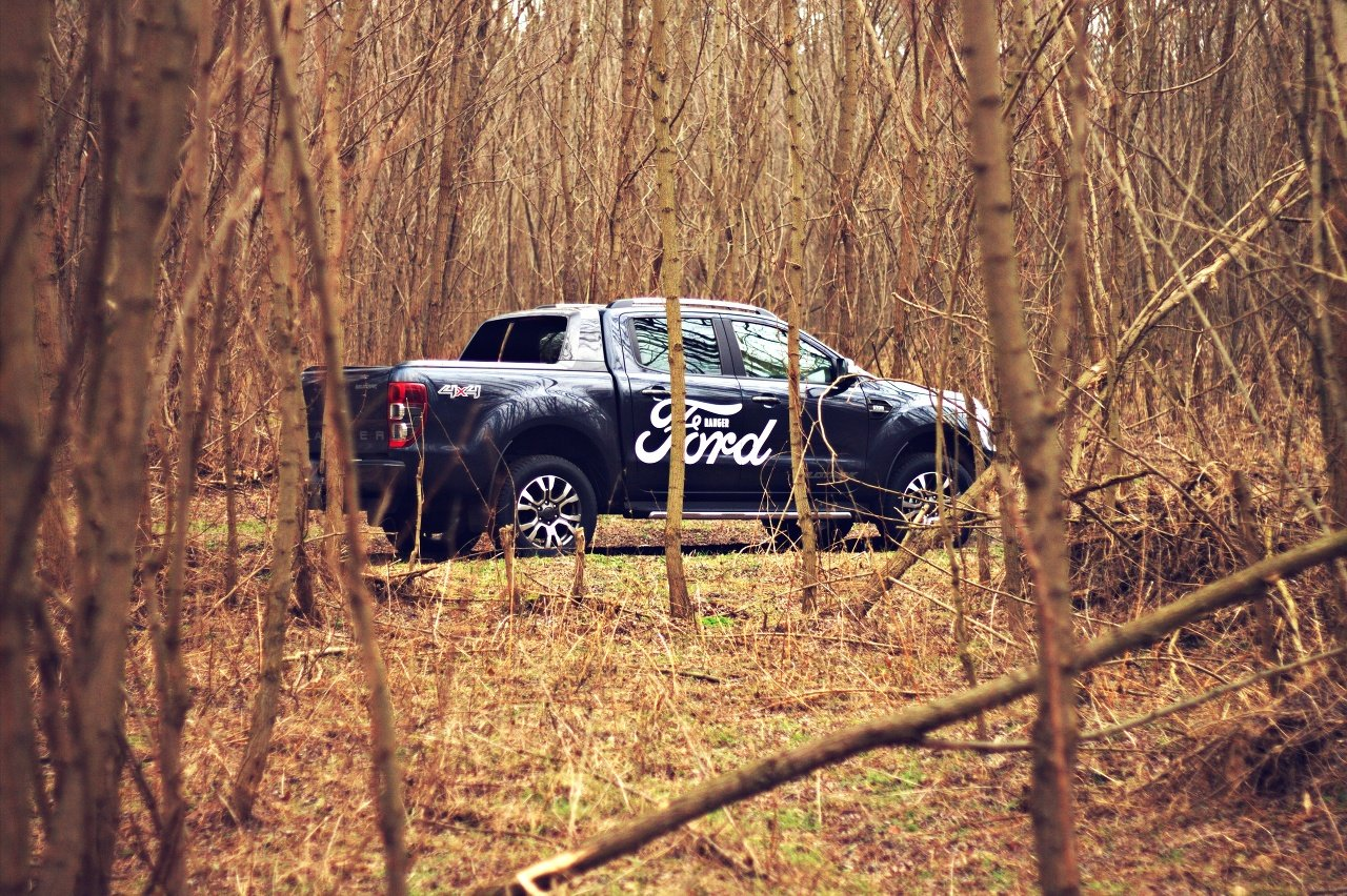 Ford Ranger 3,2 WildTrak