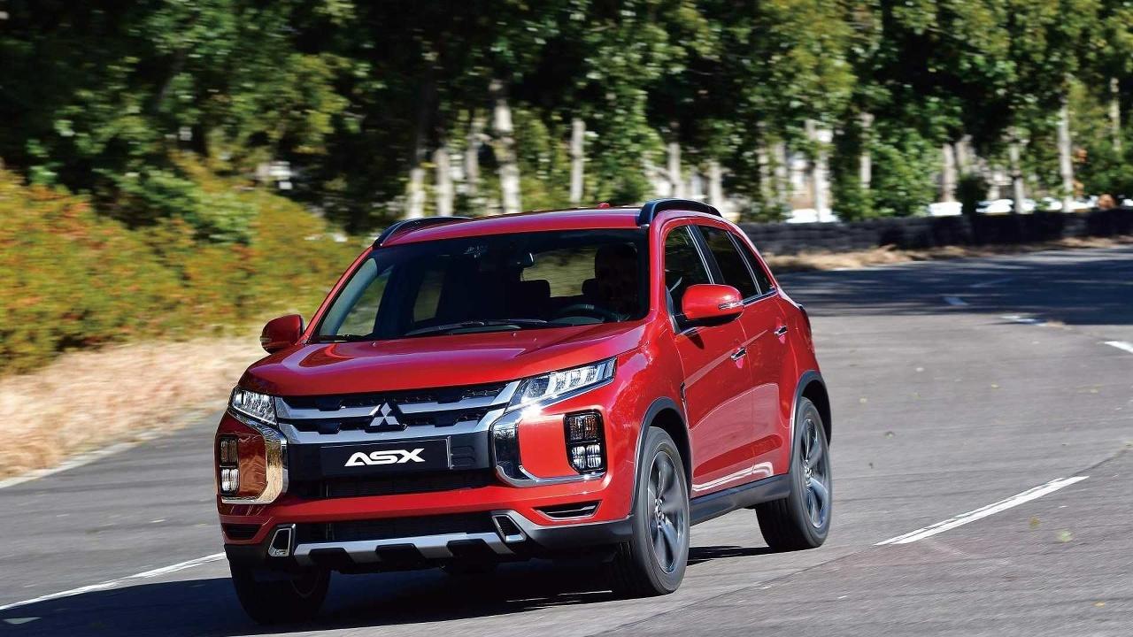 Mitsubishi asx 2020 model