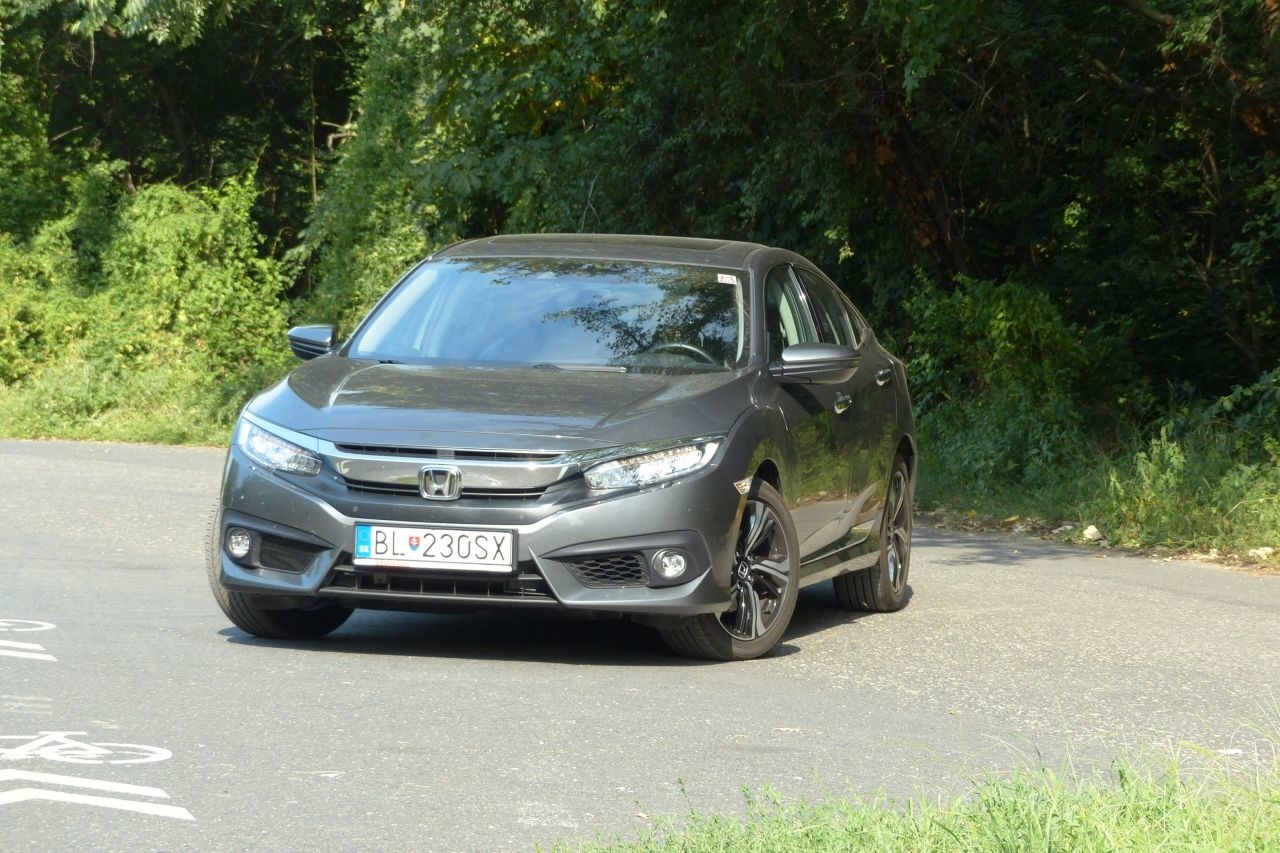 Honda Civic Sedan 1,6