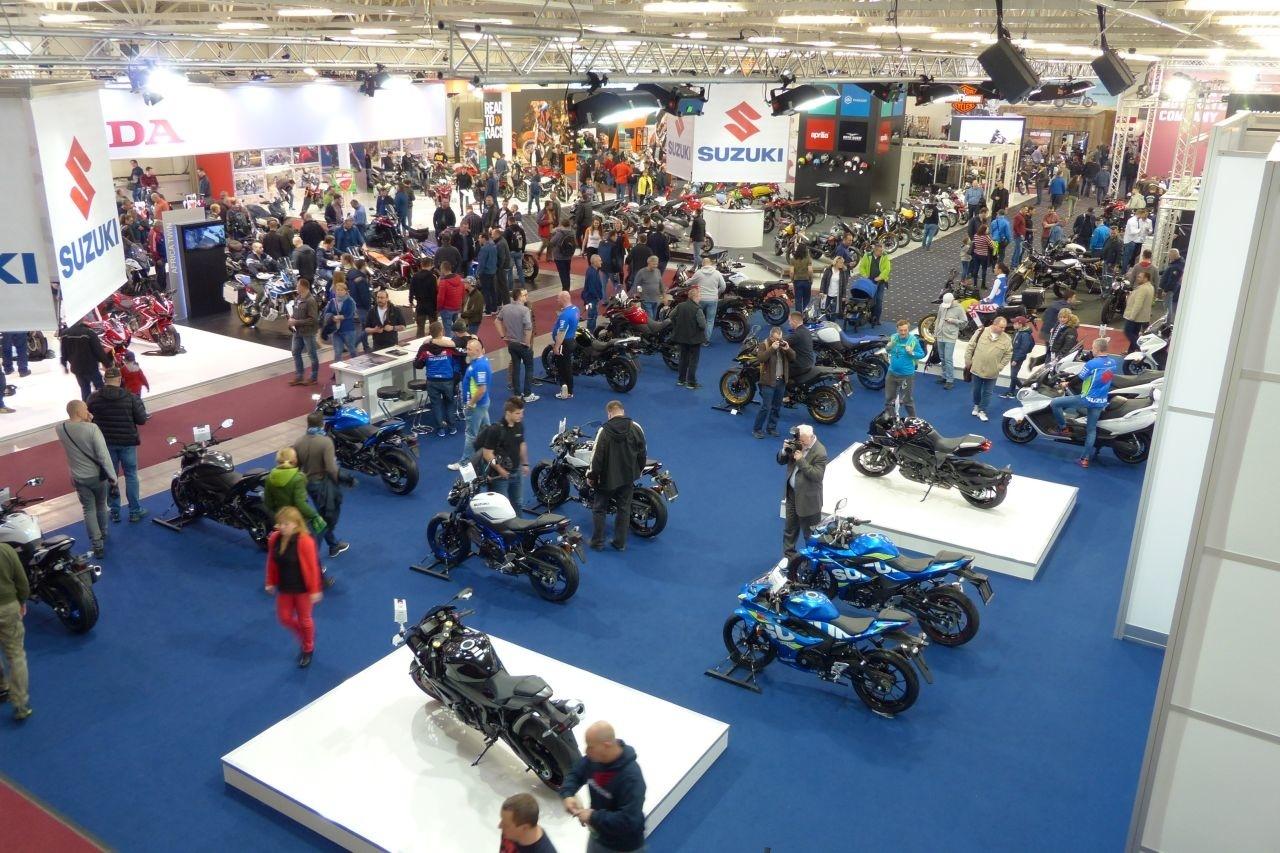 772a6e94b Motocykel a Boat Show: Premiéry silných strojov a plno adrenalínu    Podkapotou.sk