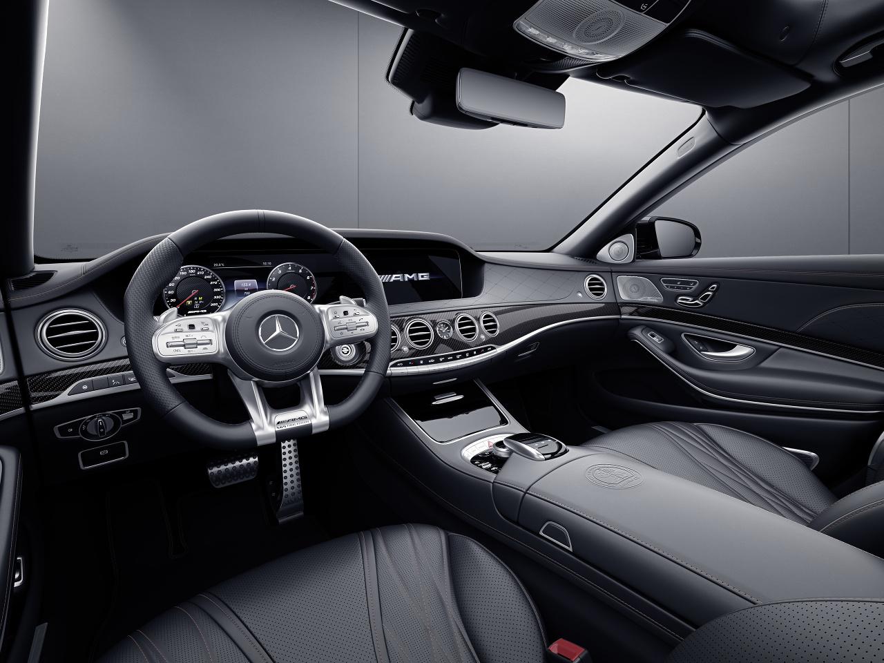 Mercedes-AMG S 65 Final