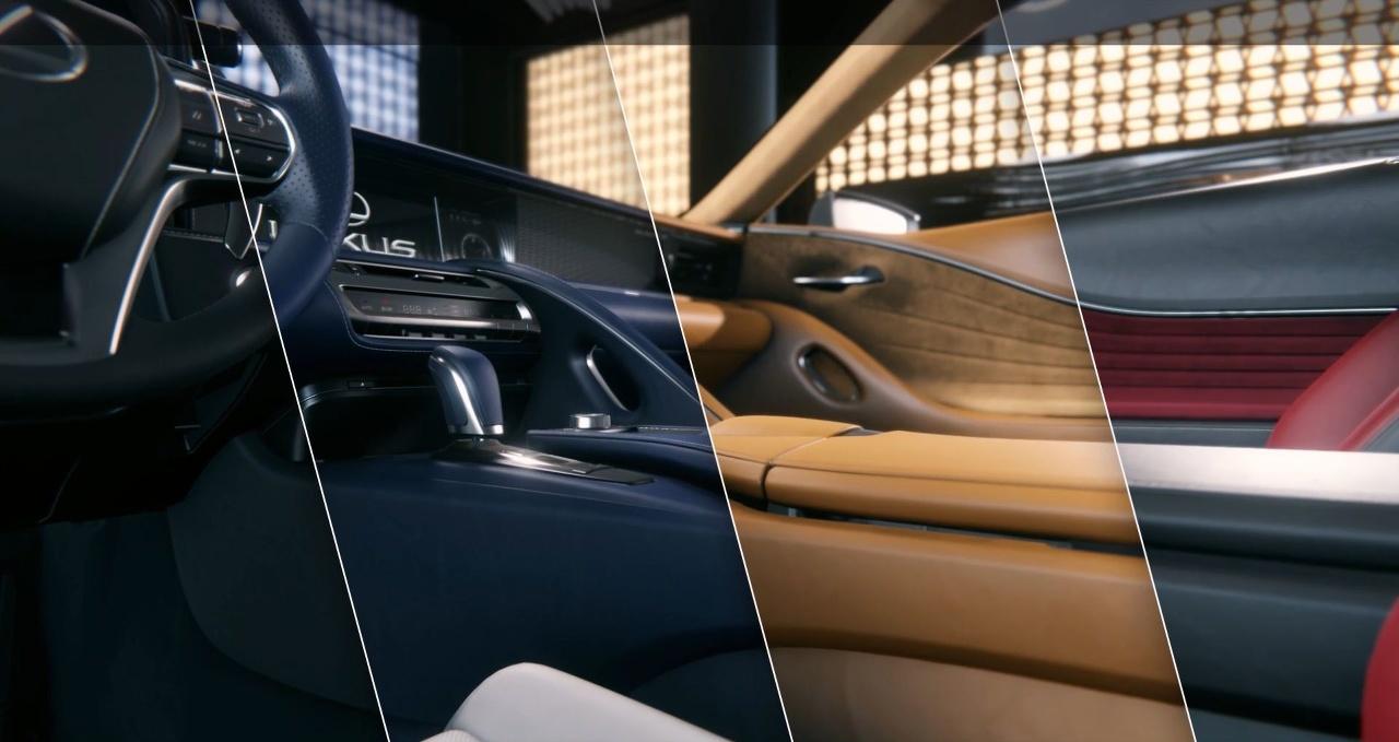 Lexus a počítačové hry