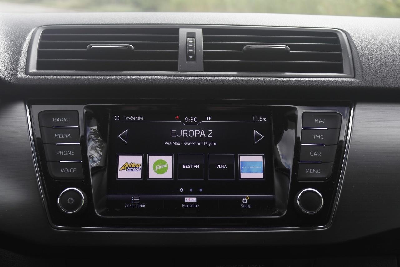 Škoda Fabia Combi 1,0