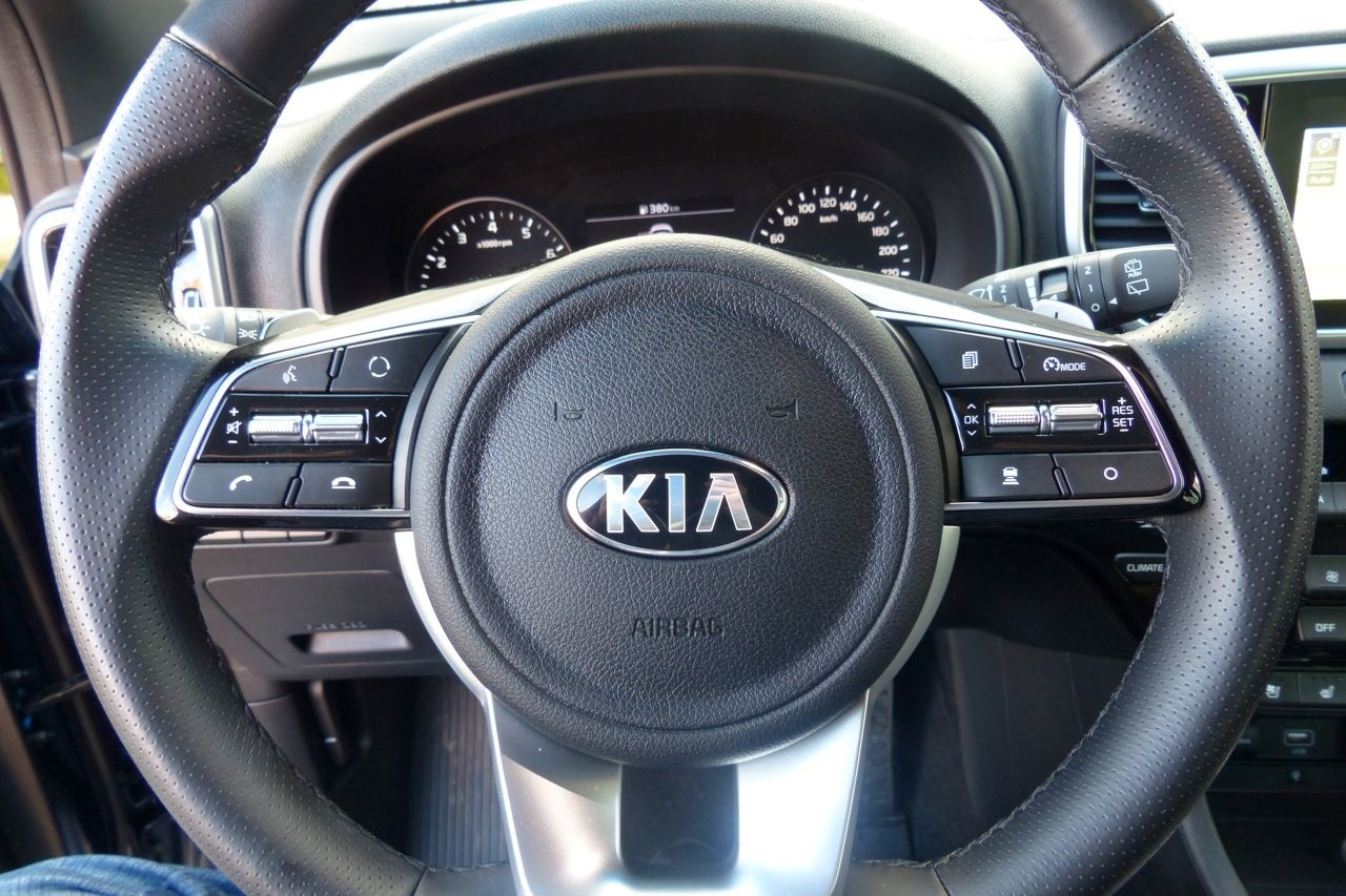 Kia Sportage 1,6 T-GDI