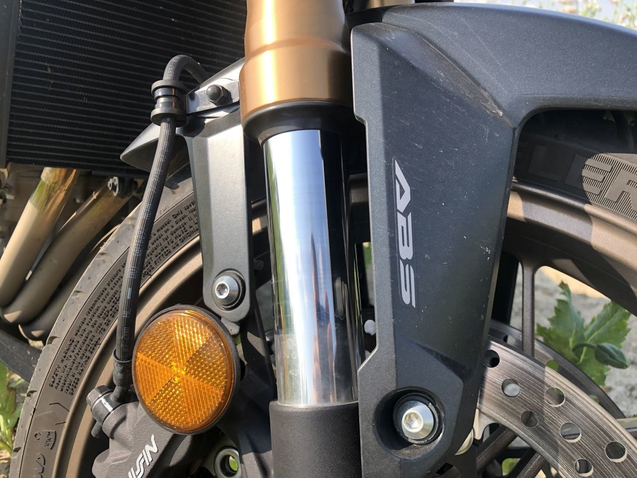 Honda CB650R
